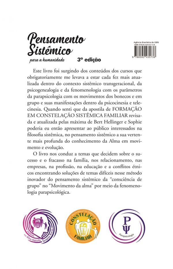 Pensamento Sistêmico para a Humanidade - 3° Edição