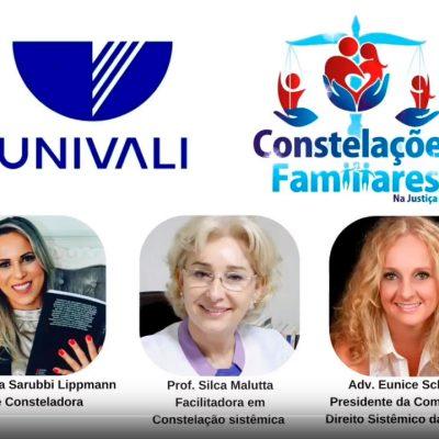 Palestra sobre Constelação Familiar e Direito Sistêmico!