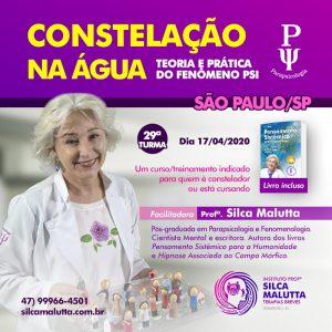 Constelação na Água São Paulo