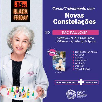 HS214 - Curso/Treinamento em Hipnose Sistêmica - Joinville/SC